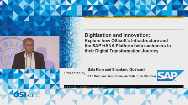 SAP: Digitization and Innovation
