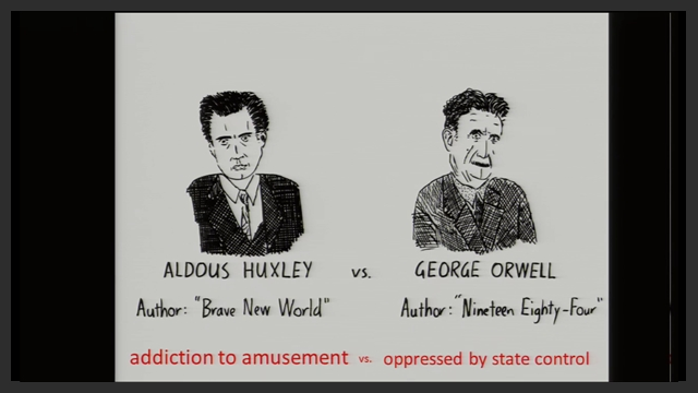the similarities between 1984 by george orwell and brave new world by aldous huxley In this blog post, i am going to be comparing a few topics that are present in both 1984 by george orwell and in brave new world by aldous huxley society brave new world sets a society that is kept carefully balanced, with the means of reproduction just as closely controlled as the means of production.